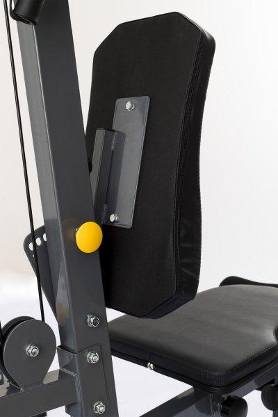 Posilovací věž  TRINFIT Gym GX6  zádová opěrkag