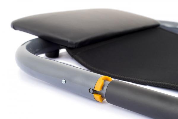 Posilovací lavice na břicho TRINFIT AB ROLLER detail složeníg