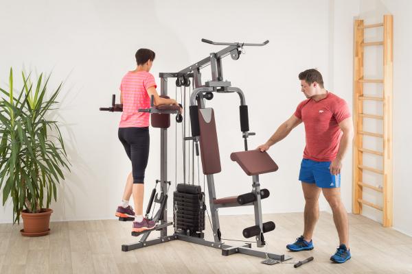 TRINFIT Multi Gym MX5 PR1g
