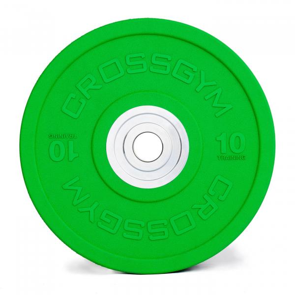 Kotouče bumper plate cross gym 10kgg