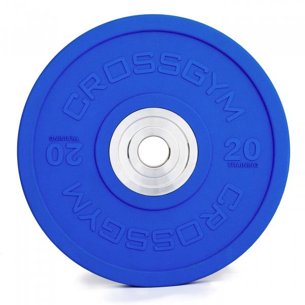 Kotouče bumper plate cross gym 20kgg