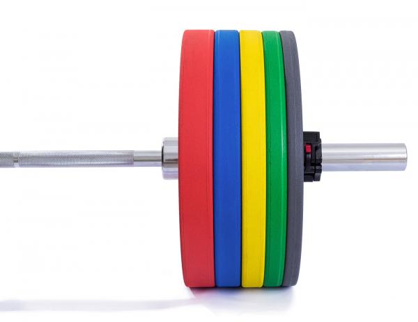 Kotouče bumper plate cross gym osa bokg