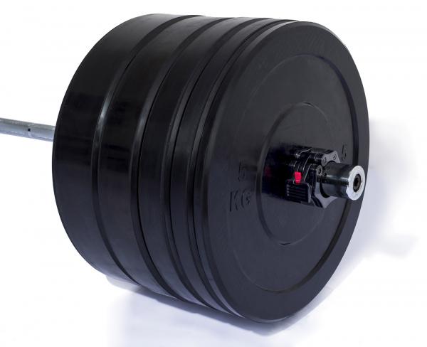 Odhazovací gumové kotouče bumper plate training na oseg