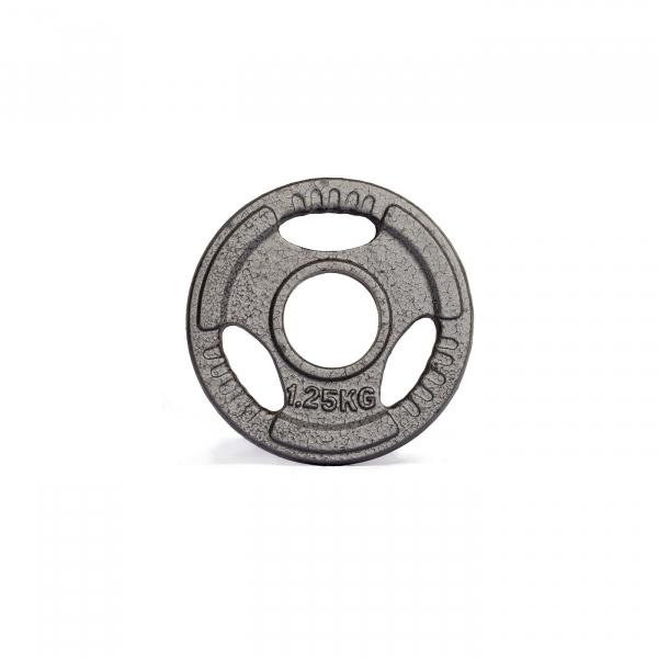 Kotouč olympijský TRINFIT hammer 1_25kgg