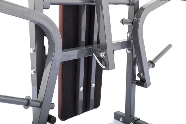 Posilovací lavice na bench press TRINFIT Bench FX2 sklopení zajišg