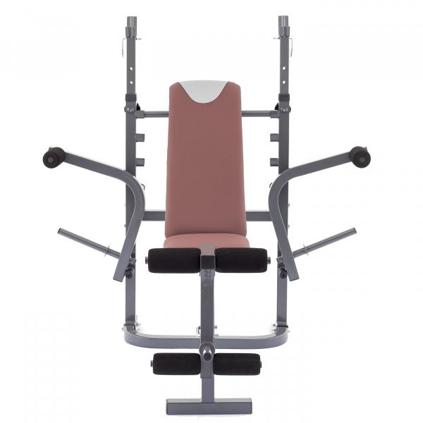 Posilovací lavice na bench press TRINFIT Bench FX2 čelníg