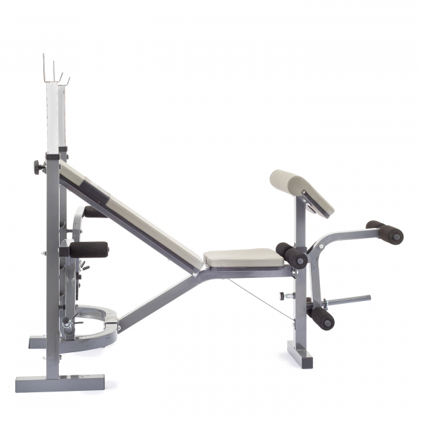 Posilovací lavice na bench press TRINFIT Bench FX3 bočníg