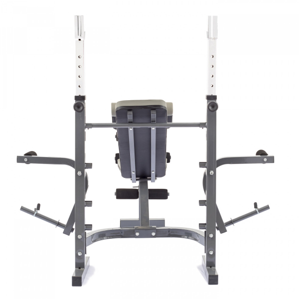 Posilovací lavice na bench press TRINFIT Bench FX3 zadníg