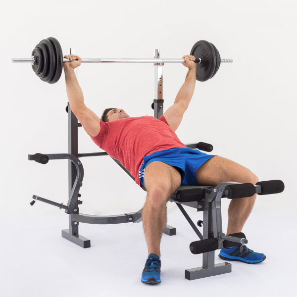 Posilovací lavice na bench press TRINFIT Bench FX3 cvik benchg