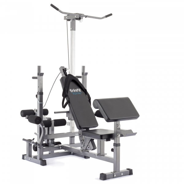 Posilovací lavice na bench press TRINFIT Bench FX5 bicepsg