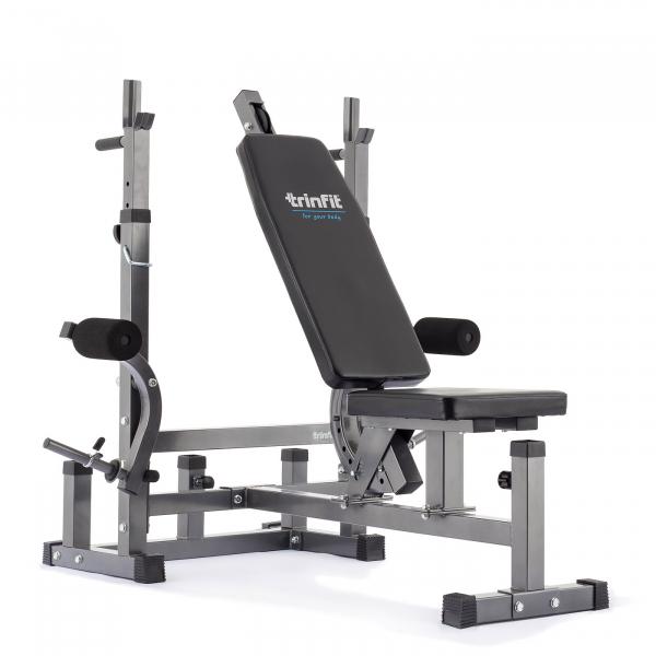 Posilovací lavice na bench press TRINFIT Bench FX5 holág