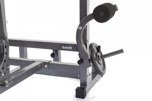 Posilovací lavice na bench press TRINFIT Bench FX5 detail peckdeckg