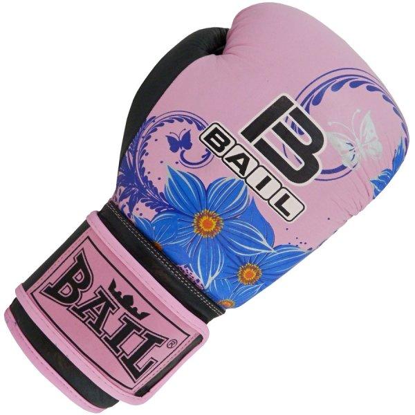 Boxerské rukavice 10 oz kůže Royal BAIL Flower