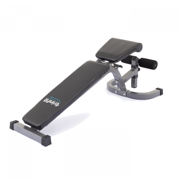Posilovací lavice na bench press TRINFIT Vario LX6 dolug
