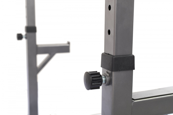 Posilovací lavice na bench press TRINFIT Rack HX3 aretace stavitelná výškag
