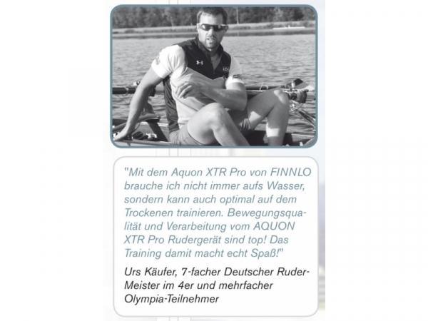 Veslovací trenažér FINNLO_Aquon_Pro_Plus_Ursg