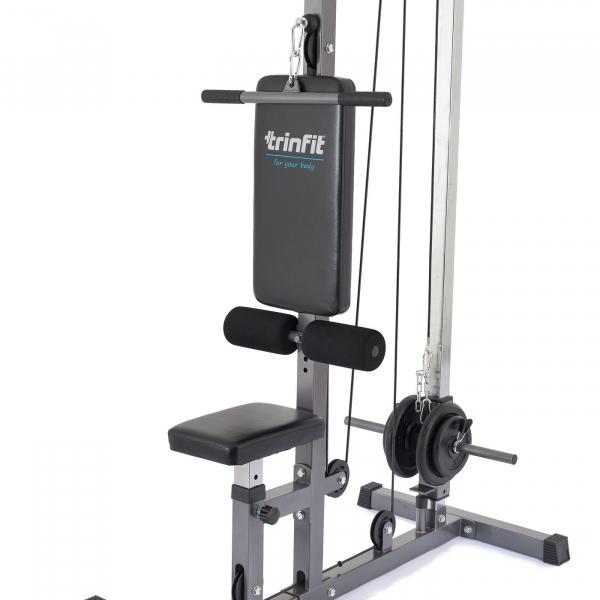 Posilovací lavice s kladkou TRINFIT Multi Lat adaptérg