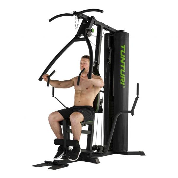 Posilovací věž  Tunturi HG40 Home Gym cvik 3g
