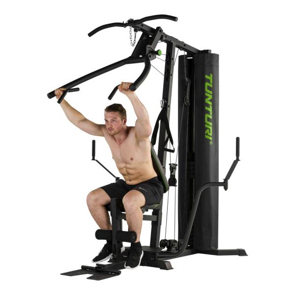 Posilovací věž  Tunturi HG40 Home Gym cvik 4g