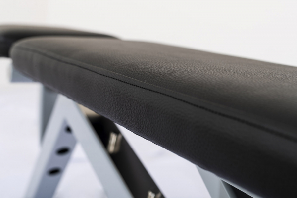 Posilovací lavice na jednoručky Posilovací lavice polohovací PROFI detail 1g