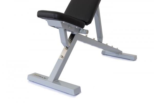 Posilovací lavice na jednoručky Posilovací lavice polohovací PROFI detail 3g