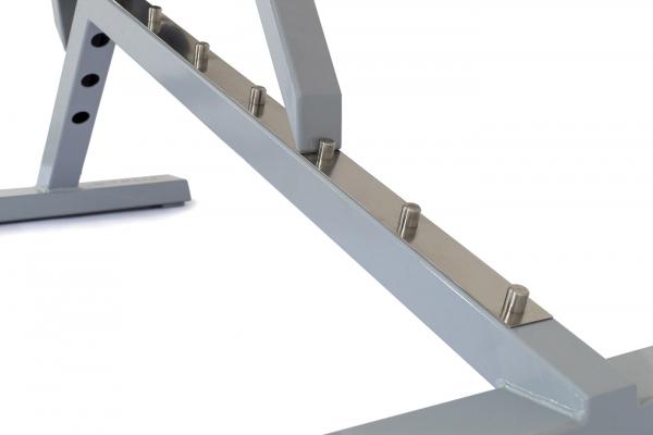 Posilovací lavice na jednoručky Posilovací lavice polohovací PROFI detail 4g