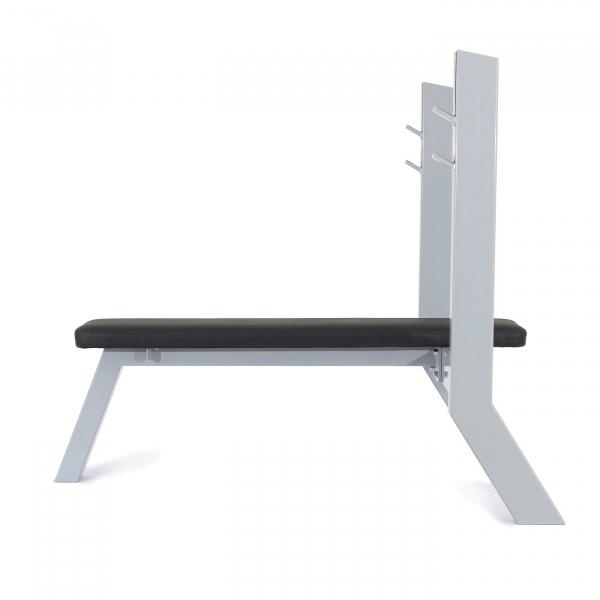 Fitham posilovací lavice bench rovná bokg