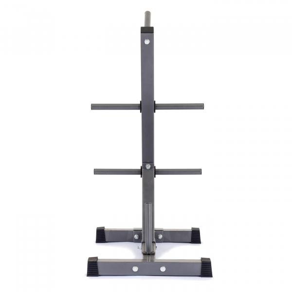TRINFIT Plate Rack L stojan na činky zezadug