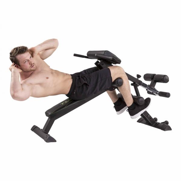 Posilovací lavice na břicho Tunturi CT80 Core Trainer cvik 4g