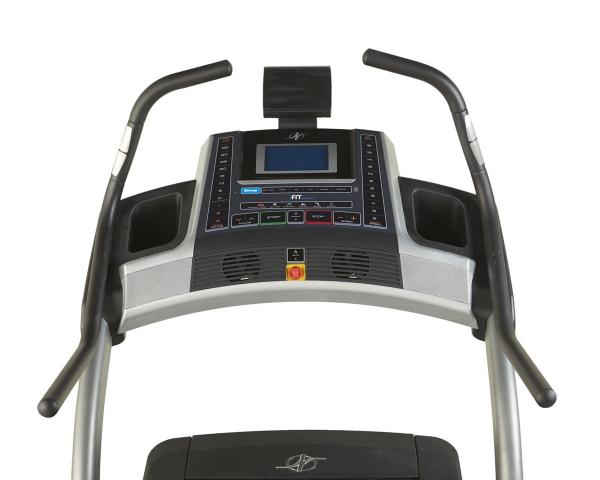 Běžecký pás Incline Trainer X7 i sklon počítač 2