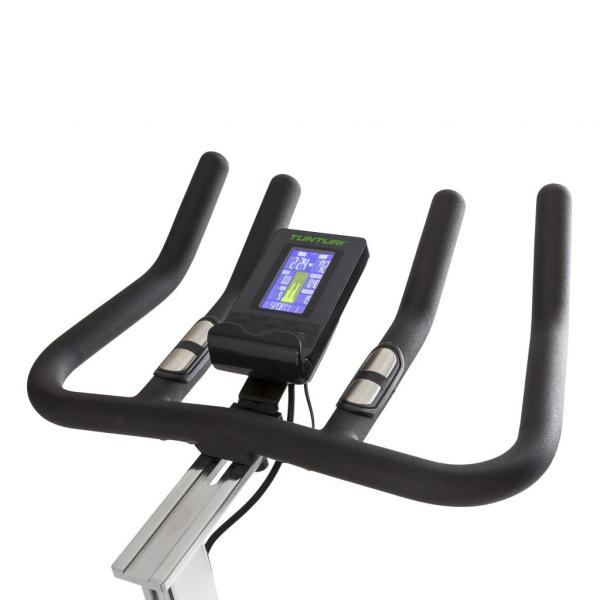 Cyklotrenažér Tunturi S40 Spinner Bike Competence řídítka