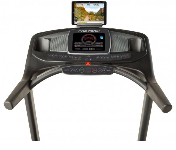 Běžecký pás PROFORM Performance 410i počítač