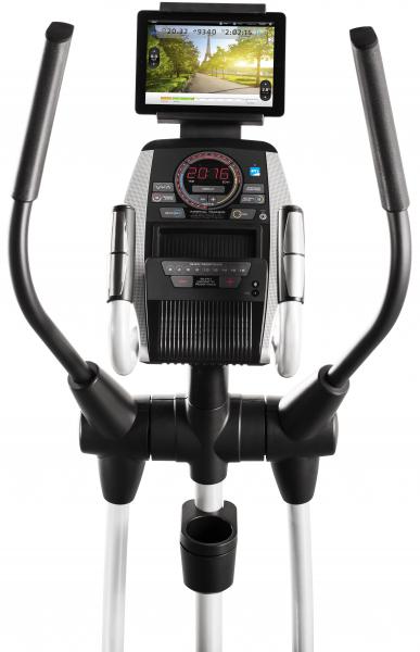 Eliptický trenažér Proform Smart Strider 495 CSE počítač