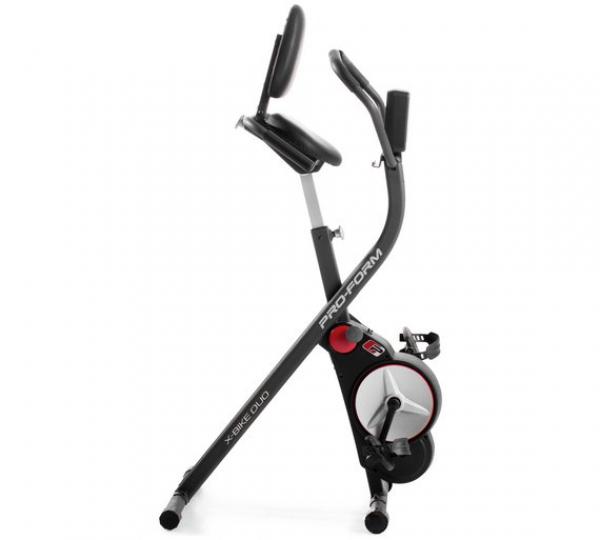 ProForm X-Bike Duo složený