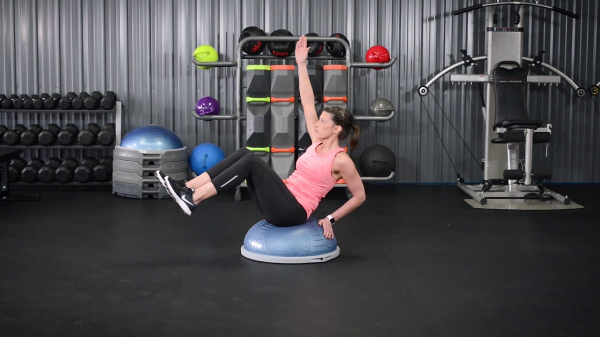 BOSU ® NEXGEN Pro Balance Trainer workout 1