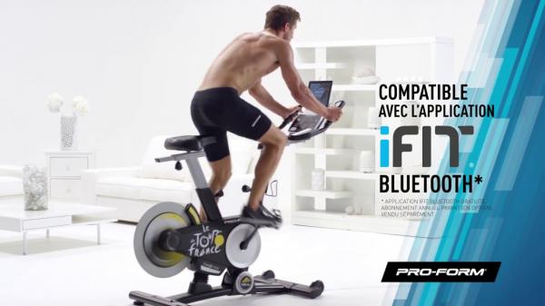 Cyklotrenažér proform TDF 1.0 pr1g