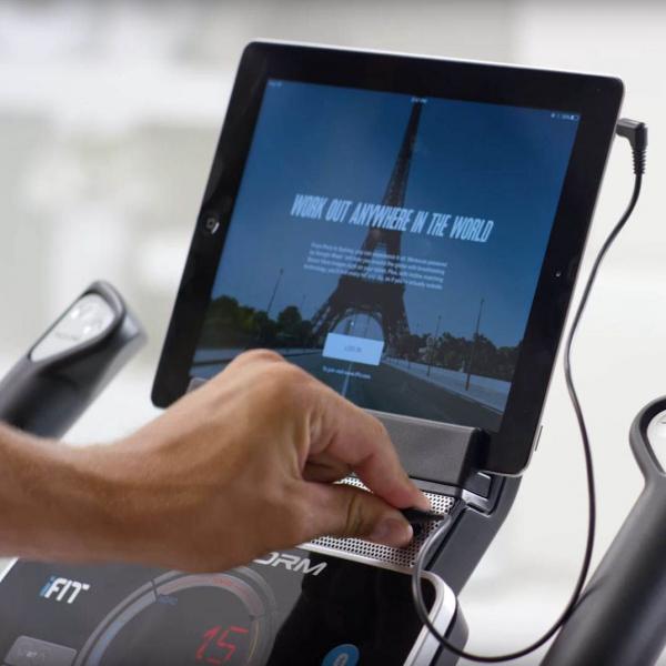 Cyklotrenažér proform TDF 1.0 reprog