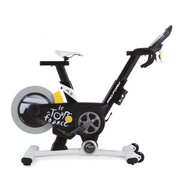 Cyklotrenažér proform TDF 2.0 bokg