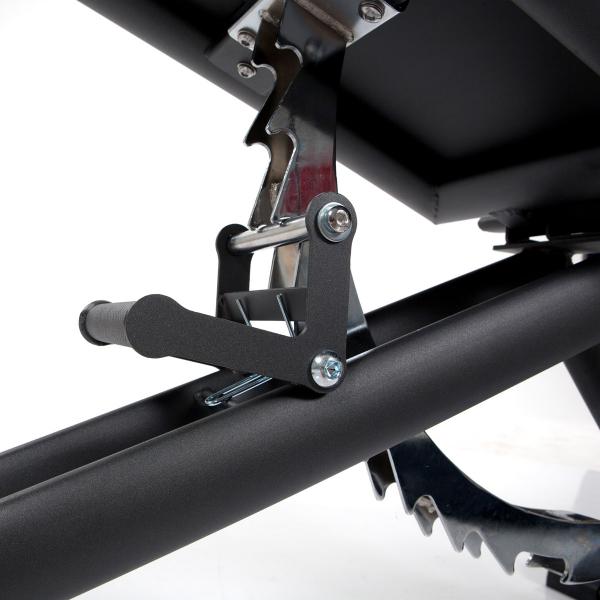 Posilovací lavice na jednoručky FINNLO Design Line incline bench 3886_05g
