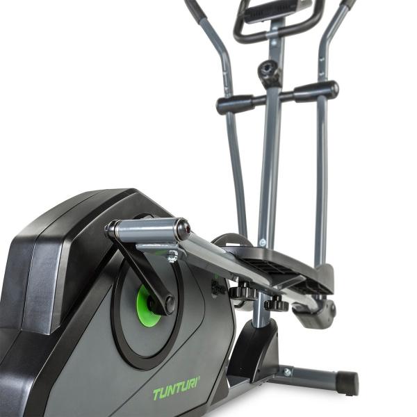 Eliptický trenažér TUNTURI Cardio Fit C30 Crosstrainer Rear trenažér detail