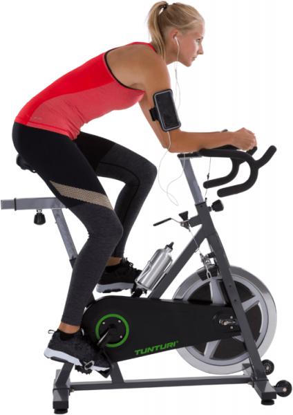Cyklotrenažér Tunturi Cardio Fit S30 Spinbike promo 2