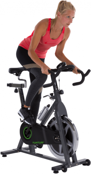 Cyklotrenažér Tunturi Cardio Fit S30 Spinbike promo