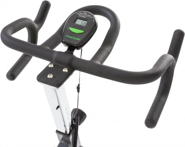 Cyklotrenažér Tunturi Cardio Fit S30 Spinbike řídítka 2