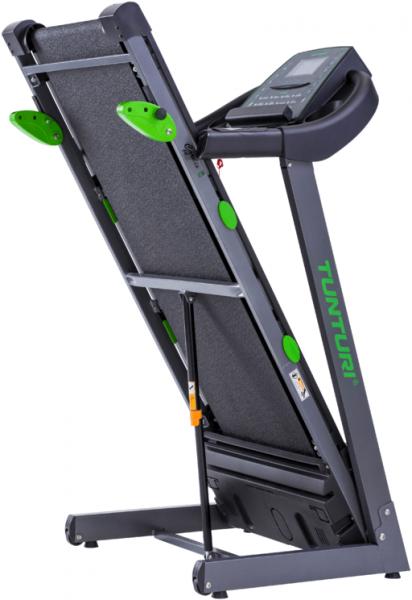 Běžecký pás Tunturi Cardio Fit T30 složený