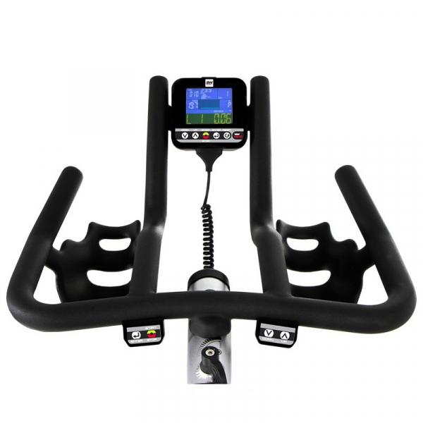 Cyklotrenažér BH Fitness SuperDuke Power řídítka