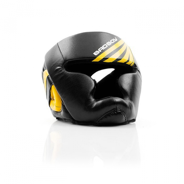 bad-boy-training-series-impact-full-headguard-black-yellow-13487g