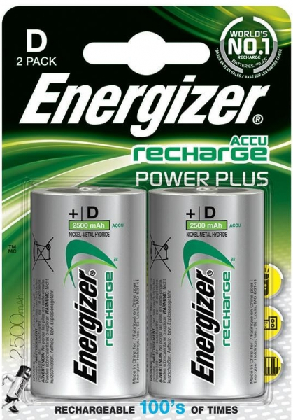 Akumulátory dobíjecí Energizer D_01g
