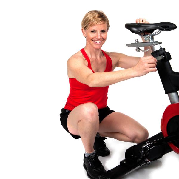 Cyklotrenažér Finnlo Speedbike CRT