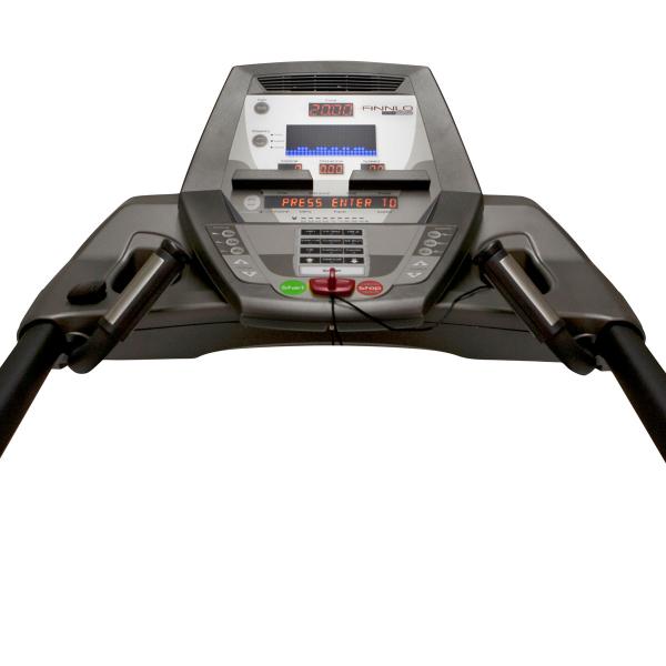 Finnlo Maximum Treadmill pc