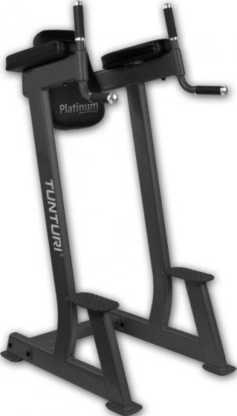 Posilovací stroj na břicho Tunturi Platinum Dip Station